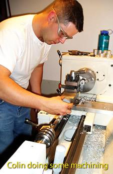 colin-machining